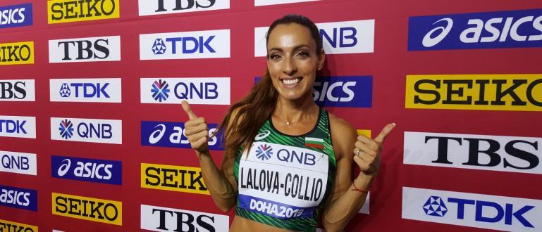 Днес е голям ден за българската лека атлетика. Водещата ни