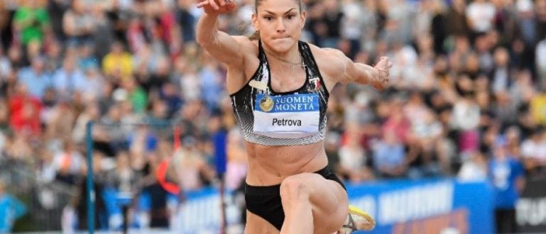 Националката по лека атлетика Габриела Петрова записе добро класиране в