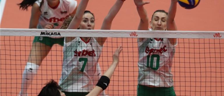 Националките по волейбол загубиха първия си в историята мач в