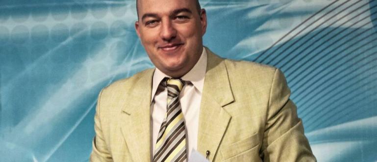 Станимир Бакалов – известен в спортните среди телевизионен водещ –