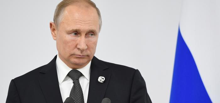 Руският президент Владимир Путин е подписал закон, упълномощаващ правителството да