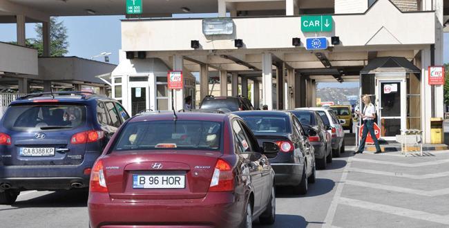 Опашка от чакащи се изви на границата с Гърция,съобщава bTV.Причината