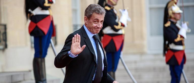 Бившият френски президент Никола Саркози бе осъден на три години