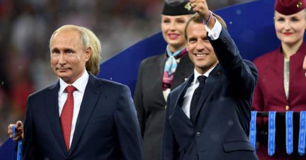 Президентът на Русия Владимир Путин заминава на работно посещение във