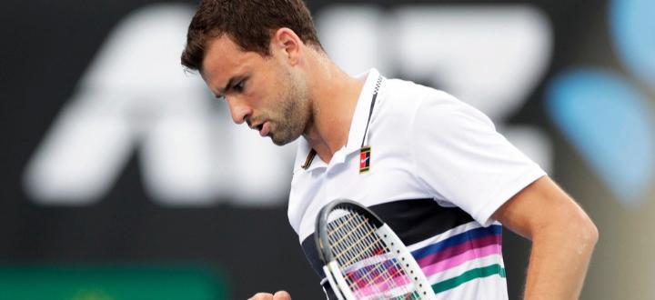 Победите на Григор Димитров в професионалния тенис вече са 300.