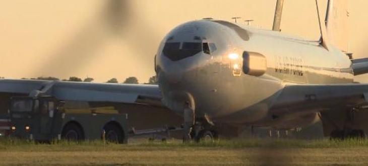Двигател на пътнически самолет се подпали над Лос Анджелис. Машината