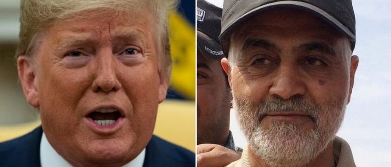 Иран дава 80 милиона долара за главата на Тръмп и