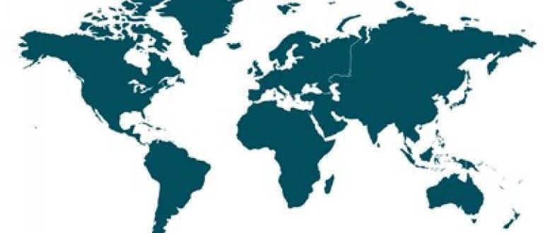 Външно министерство пусна от днес да функционира интерактивна карта, която