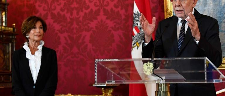 Ще остане на власт до есентаБригите Бирлайн, председател на Конституционния
