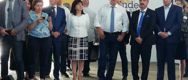 Министърът на финансите Владислав Горанов коментира пред журналисти как ще