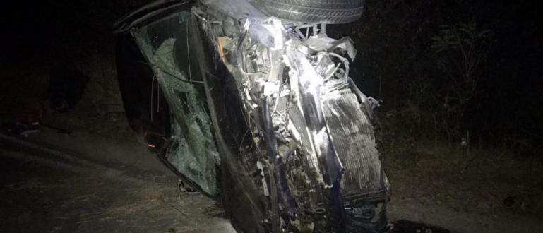 Катастрофа на подбалканския път София - Бургас. Инцидентът е станал