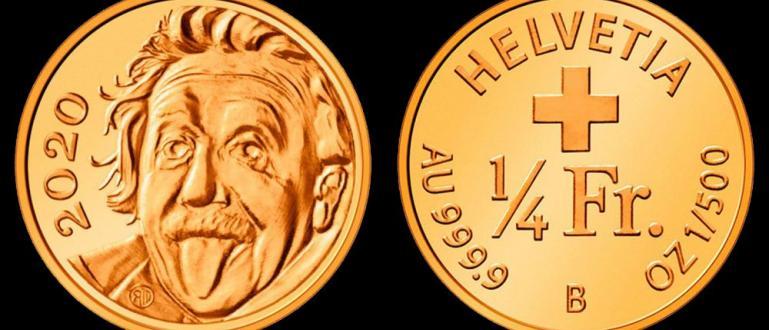 Монетният двор на Швейцария показа най-малката златна монета, сечена досега,