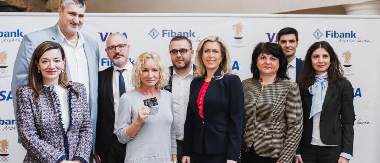 За първи път в България Fibank в сътрудничество с Visa