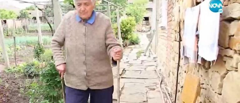 Възрастна жена дари пенсията си на болницата в Попово като