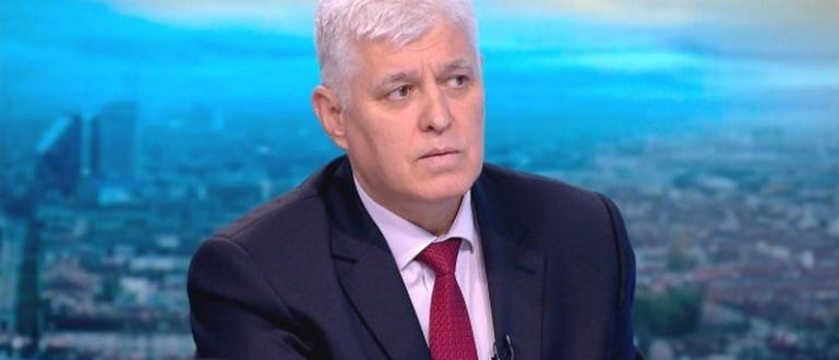Димитър Стоянов - главен секретар на президента Румен Радев е