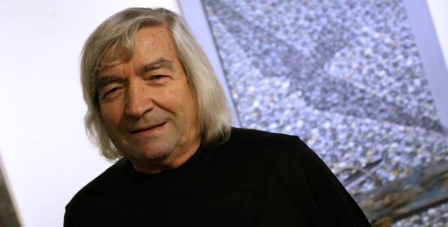 Почина художникът Михалис Гарудис.На 5 октомври 2021 г. галерия