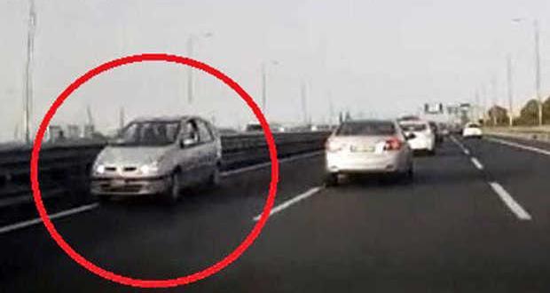 Български шофьор на 46 години е карал 6 км в