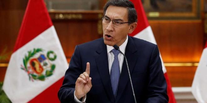 Конгресът на Перу обяви президента на страната Мартин Вискара за