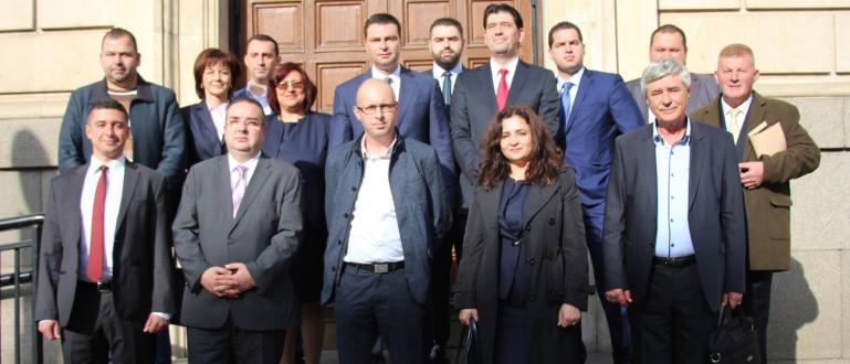 Възмущение изказаха днес общинските съветници от БСП в София по