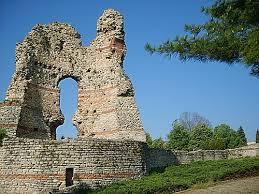 Дворецът на император Галерий в Сърбия е защитен с двойна