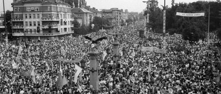 На 7 юни се навършват 30 години от най-големия митинг