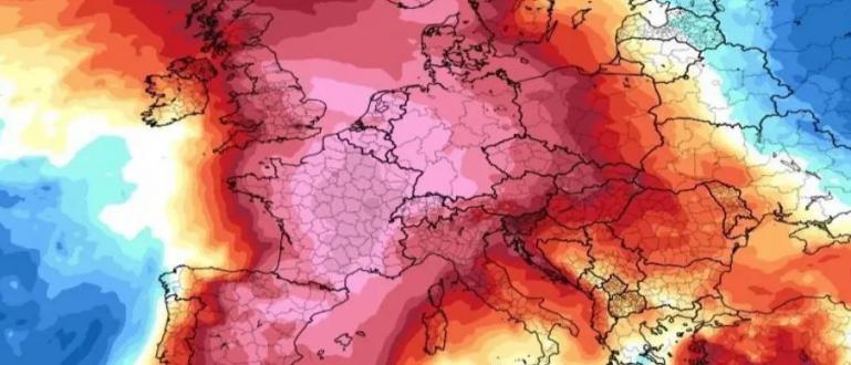 Очаква се днес температурите в Германия да достигнат 38 градуса