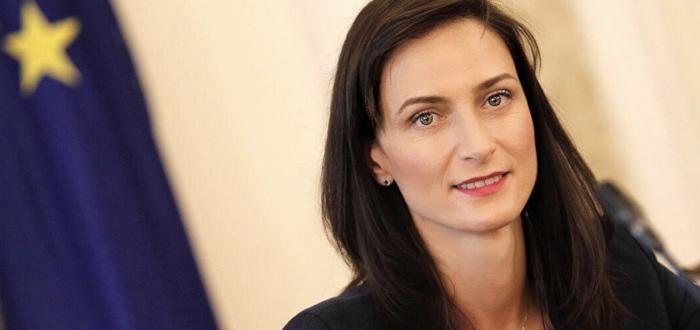 Еврокомисарят за цифровата икономика Мария Габриел прогнозира, че само след