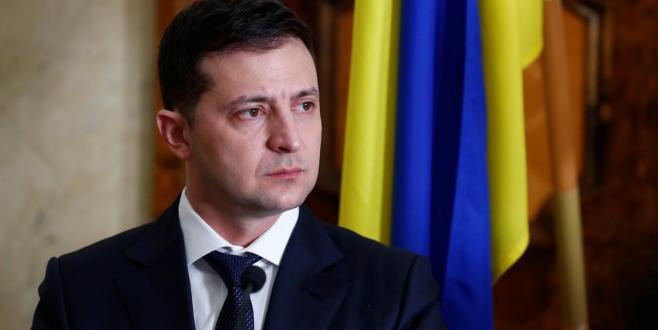 Украинският президент Володимир Зеленски призова руския си колега Владимир Путин