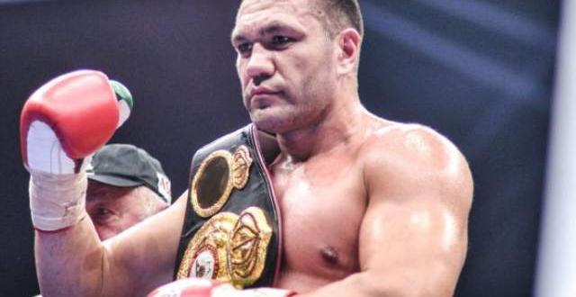 И топ боксьорът тежка категория Кубрат Пулев гледа към политиката
