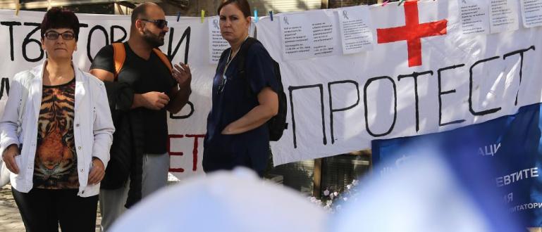 След четиричасова среща с протестиращите медицински сестри министърът на здравеопазването