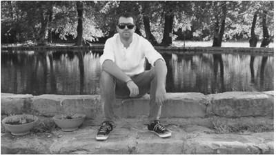 Загиналият в пожара край Сандански 34-годишен лесничей Антон Гръбчев е