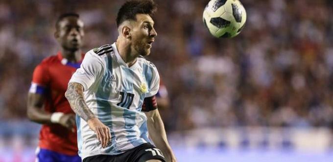 Аржентина победи Бразилия с гол на Лионел Меси в контролна