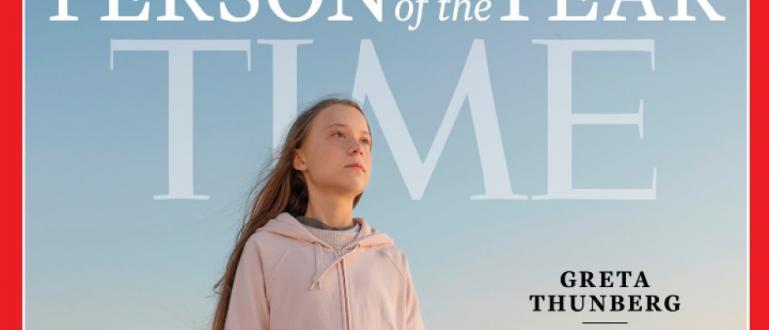 Невръстната шведска екоактивистка Грета Тунберг бе обявена днес за Личност
