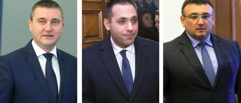 * Борисов гони отличниците в кабинета, Нанков се натиска за