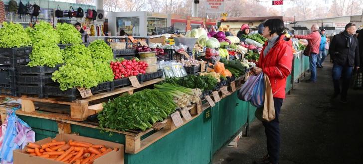 Две трети от листните зеленчуци на пазара ни са замърсени