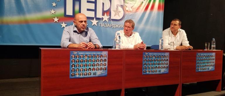 Вицепремиерът Томислав Дончев, който посети Пазарджик, се запозна с проекта