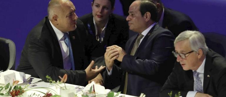 Премиерът Бойко Борисов заминава днес на посещение в Египет, където