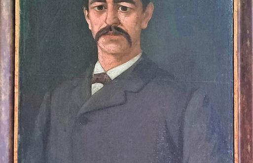 Оригинален портрет на Георги Раковски от 1864 г. гостува в