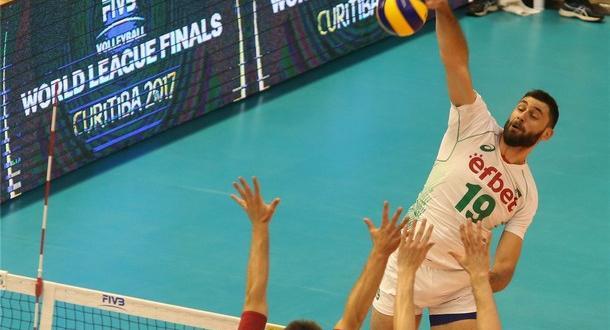 Волейболните ни национали загубиха с 1:3 гейма от Словения в