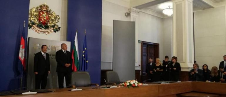 Министър-председателят Бойко Борисов изрази надежда бързо да бъдат възстановени отношенията