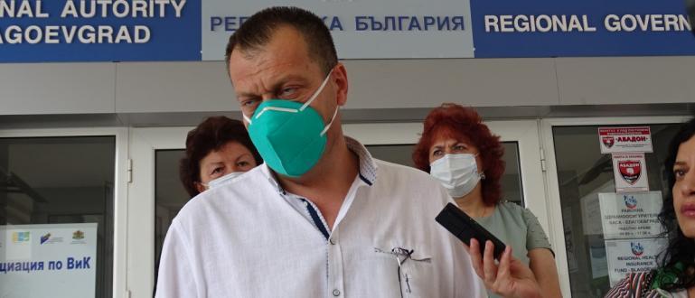 Снимка - БГНЕС160 са болните от COVID-19, настанени в болница