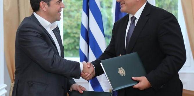 Премиерите Бойко Борисов и Алексис Ципрас ще дадат днес началото