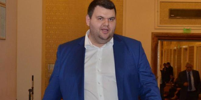 Поредно дарение направи депутатът Длян Пеевски в подкрепа на болниците