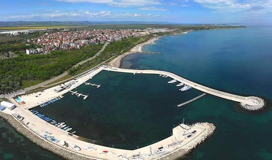 Община Бургас изгражда буферен резервоар, който ще предпазва квартал