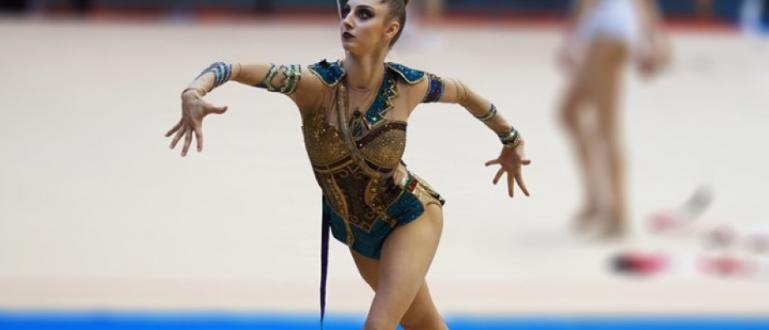 Българската националка по художествена гимнастика Боряна Калейн спечели втори медал