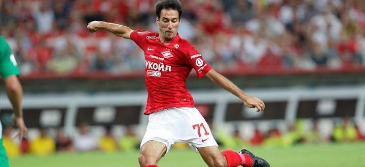 Капитанът на националния отбор на България по футбол Ивелин Попов