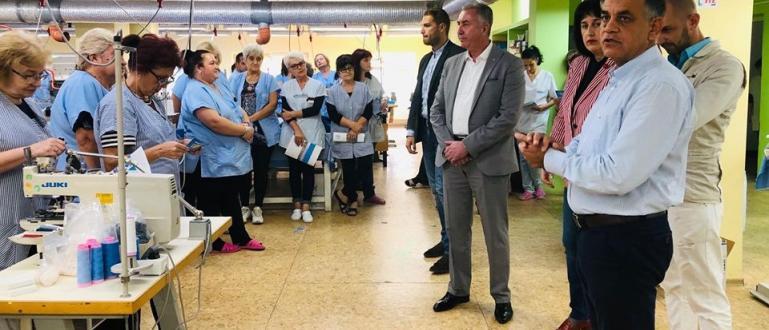 Кандидатът за кмет на община Видин от ПП ГЕРБ Огнян