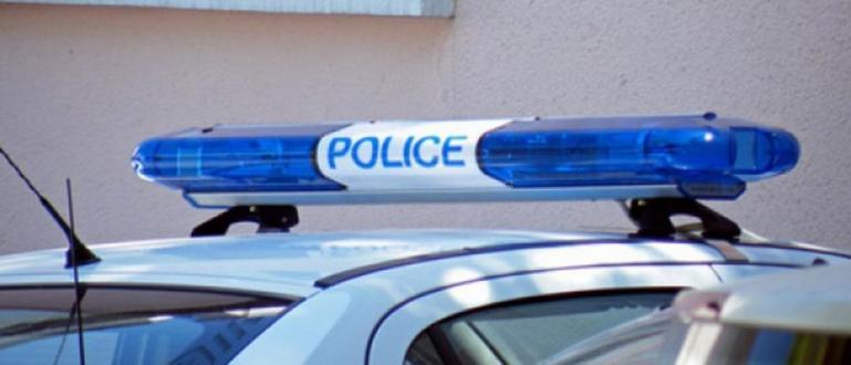 Полицията в Нова Загора залови седмокласник зад волана на БМВ,