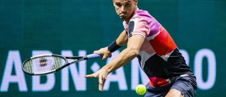 Победният път на Григор Димитров на турнира от сериите АТР