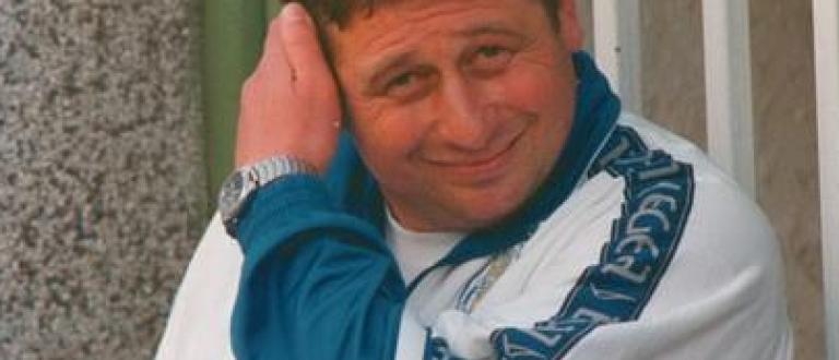 Легендарният нападател наЛевскиМихаил Вълчев е останал доволен от края на